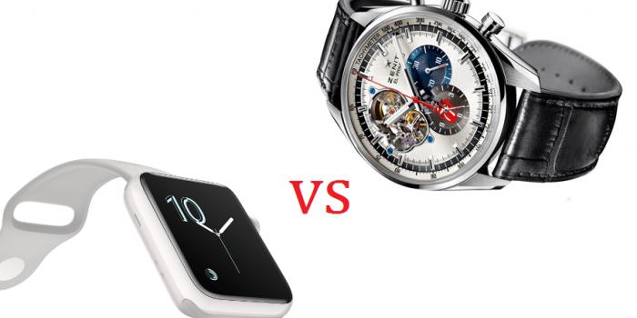 Классические часы vs SmartWatch
