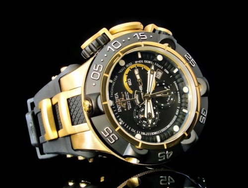 invicta 12887 subaqua noma v swiss made gold