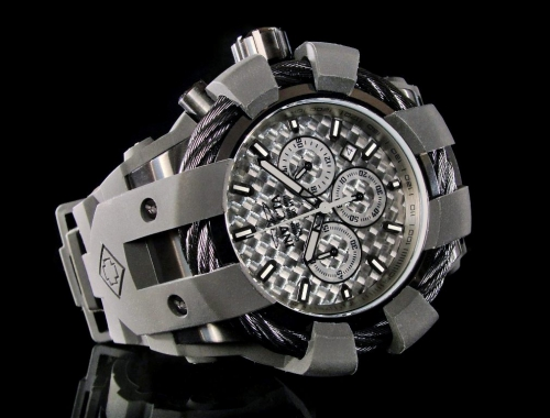invicta 23865 bolt japan movement big watch chronograph