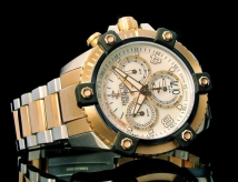 invicta 13716 arsenal swiss made chronograph