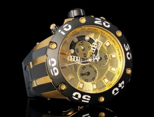 Мужские часы Invicta 0917 Reserve Subaqua Swiss Made
