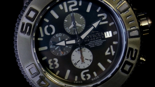 0604 Invicta Sea Hunter Automatic L.E. - Фото_1