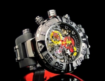 invicta 22735 subaqua disney limited edition swiss made chronograph 500m