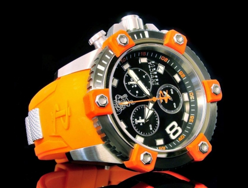 invicta 17975 sea base limited edition swiss made chronograph