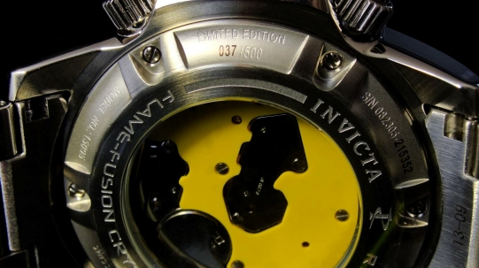15095 Invicta Subaqua Noma II Limited Edition - Фото_8