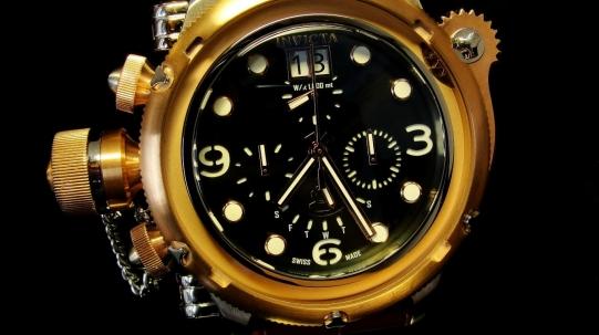 17347 Invicta Russian Diver Nautilus - Фото_1