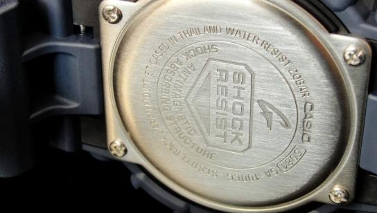 1002 Casio GA-100CG-2AER - Фото_6