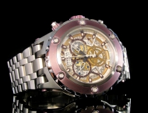 invicta 12908 reserve subaqua cosc swiss made chronograph 500m