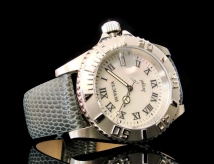 invicta 18400 angel genuine leather