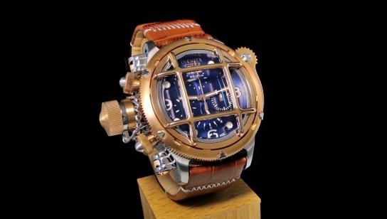 17348 Invicta Russian Diver Nautilus - Фото_6