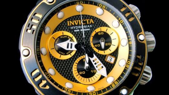 19014 Invicta Pro Diver Hydromax - Фото_1