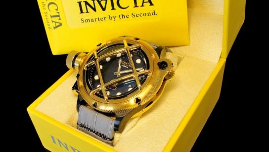 16355 Invicta Russian Diver Nautilus - Фото_11