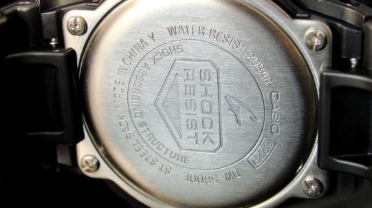 56001 Casio DW-5600E-1VER - Фото_6