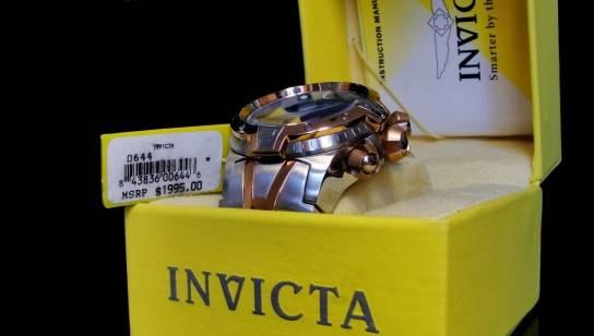 0644 Invicta Reserve Sea Excursion - Фото_6