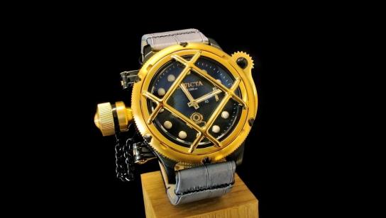 16355 Invicta Russian Diver Nautilus - Фото_10