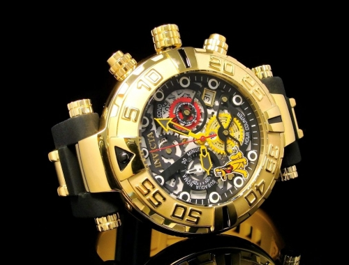 Мужские часы Invicta 24518 Disney Limited Edition