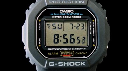 56001 Casio DW-5600E-1VER - Фото_1