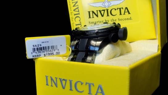 5629 Invicta Reserve Bolt - Фото_5