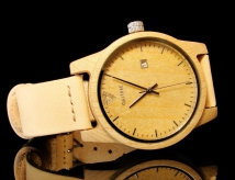Деревянные часы Galtree Tramp White унисекс, мужские часы, женские часы
