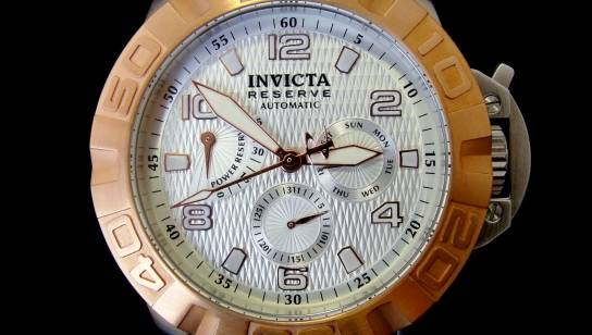 1764 Invicta Reserve Ocean Predator - Фото_1