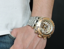 invicta 13740 reserve subaqua swiss made chronograph cosc