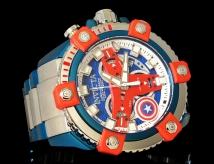 Мужские часы Invicta 26763 Marvel Captain America Limited Edition