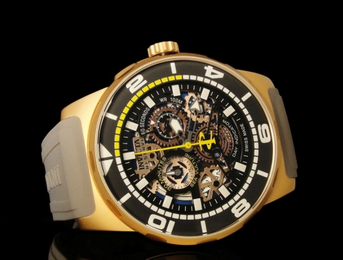 Часы Invicta 18953 Sea Vulture Swiss Made