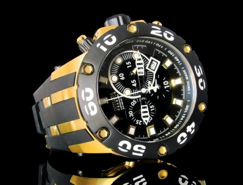 Мужские часы Invicta 0913 Reserve Subaqua Swiss Made