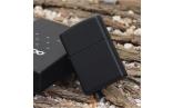 Купить  00332 Zippo Regular Black Matte - Фото_1
