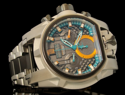 Мужские часы Invicta 28409 Jason Taylor Limited Edition Swiss