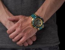 Мужские часы Invicta Aquaman Marvel Limited Edition