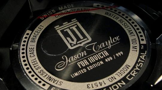 14513 Invicta Jason Taylor L.E. - Фото_5
