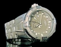 Мужские часы Invicta 0648 Sea Excursion Swiss Made GMT