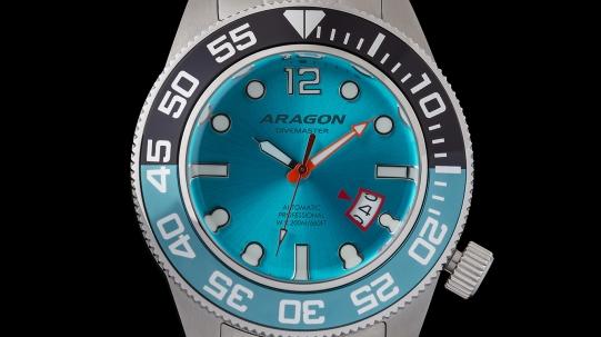0033610 Aragon A336AQU 50 мм - Фото_1