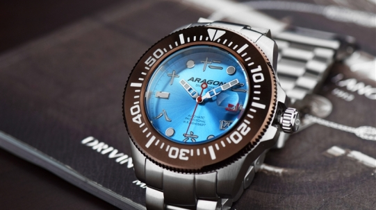 00335 Aragon A335AQU Limited Edition - Фото_3