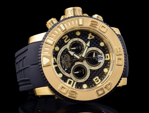 Мужские часы Invicta 0415 Sea Hunter