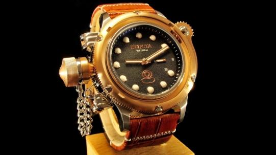 16209 Invicta Russian Diver Nautilus - Фото_6
