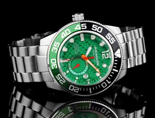 Мужские часы Aragon A339GRN