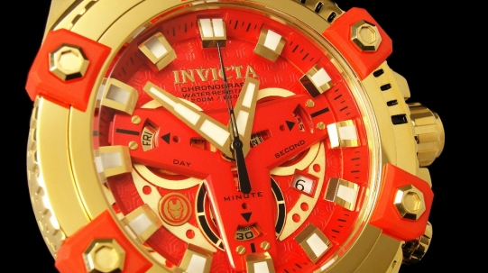 26014 Invicta Marvel Iron Man - Фото_1
