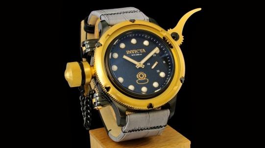 16355 Invicta Russian Diver Nautilus - Фото_4