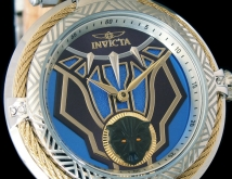 Женские часы Invicta Marvel Black Panther Limited Edition