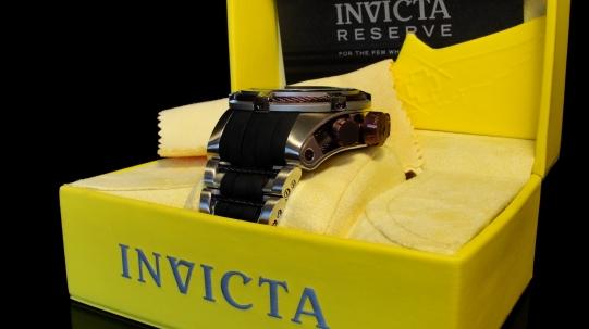 0830 Invicta Reserve Bolt Zeus - Фото_6