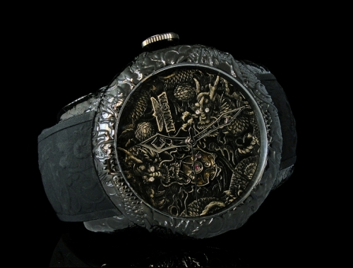 Мужские часы Invicta 25081 S1 Empire Dragon
