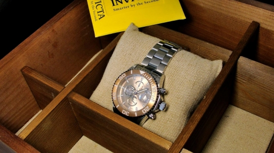 18003 Invicta Sea Base Limited Edition - Фото_5