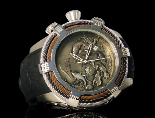 Мужские часы Invicta 25359 Bolt Koi Fish