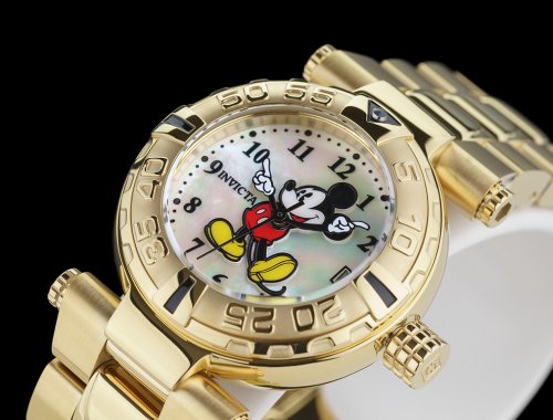 Женские часы Invicta 25672 Disney Микки Маус