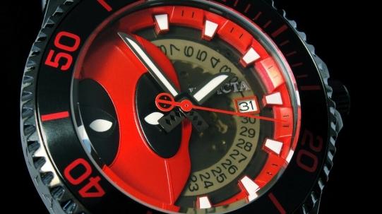 27153 Invicta Marvel Deadpool - Фото_1