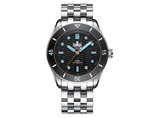 Мужские часы Phoibos Wave Master PY009C