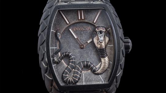 28503 Invicta Venom Cobra - Фото_1