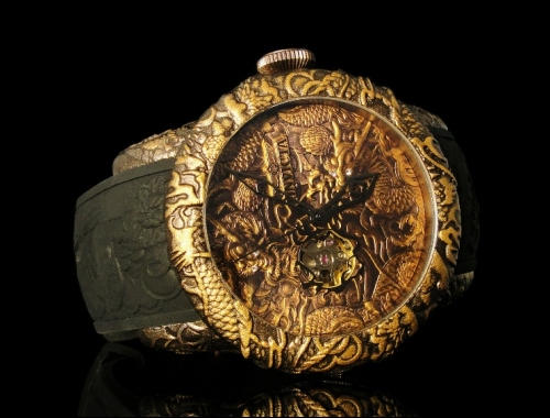 Мужские часы Invicta Empire Dragon 27093 Japan Movement